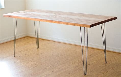 diy table legs buy plank hairpin legs awesome desk for about 100 buy legs here http hairpinlegs