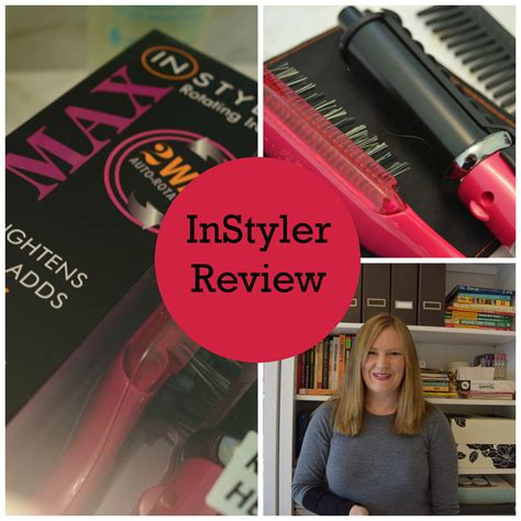 Instyler Hair Styler Reviews by Instyler Hair Review And Fashion Tech