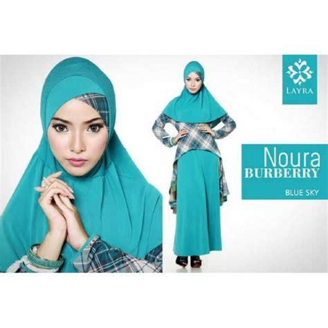 Promo Jilbab Segiempat Denim Snow busana muslim koleksi terbaru