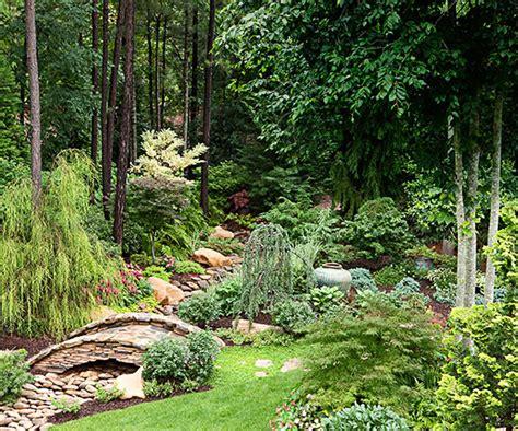 Landscape Ideas In Shady Areas Shade Garden Ideas
