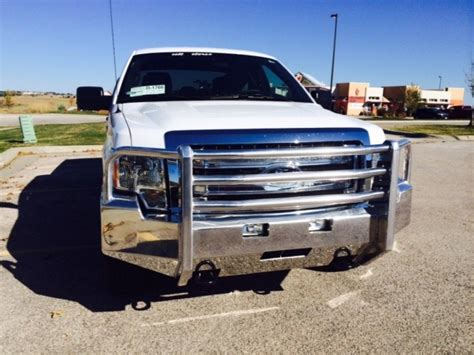 ford bumpers aluminum truck defender bumpers front