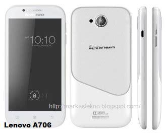 Jelly Lenovo A706 spesifikasi dan harga lenovo a706 smartphone android