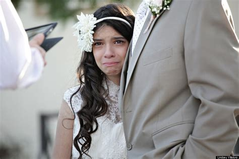 mom walks in on boy dressed as a girl funny as it gets cancer stricken dad walks 11 year old down the aisle