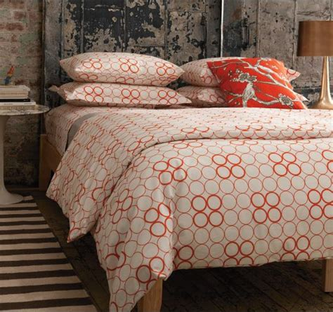 dwell comforter luscious style bedrooms