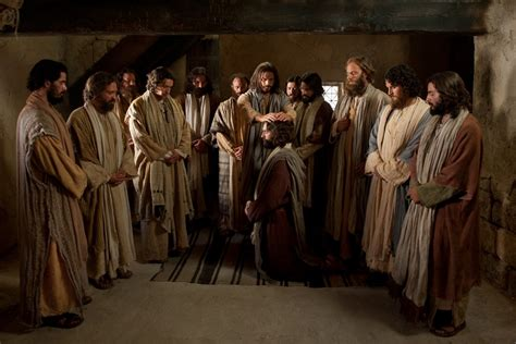 jesus and his disciples luke 6 12 16 a few good men the twelve apostles