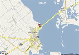 map of port lavaca map of best western port lavaca inn port lavaca