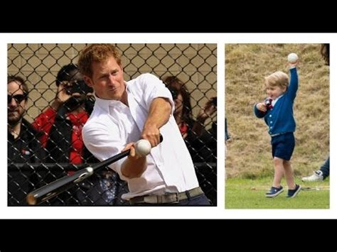 see prince george with uncle harry en route to the queens prince george of cambridge and his uncle prince harry