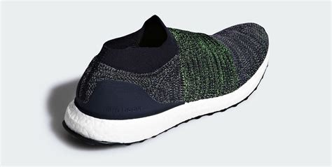 adidas laceless adidas ultra boost laceless quot legend ink green quot s80771