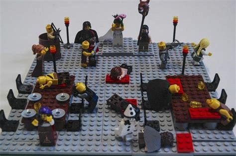 lade da tavolo flos 8 obras liter 225 rias recriadas lego mega curioso