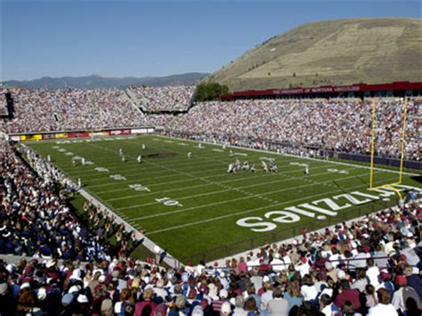 montana grizzlies football i aa fcs college football on the bleachers university of montana made the right choice
