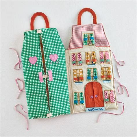 carry dolls house 1000 images about diy fabric doll houses on pinterest felt doll house gingerbread