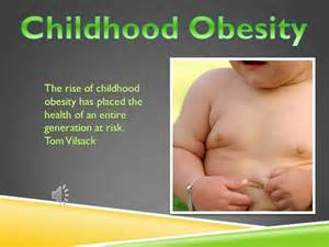 childhood obesity powerpoint templates obesity authorstream