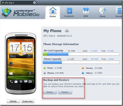 android backup to pc backup restore contacts messages apps from android to windows pc