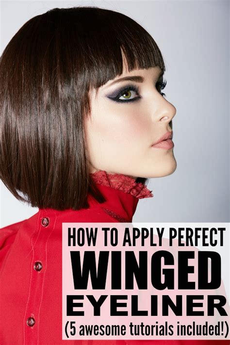 top eyeliner tutorial youtube 5 tutorials to teach you how to apply winged eyeliner properly