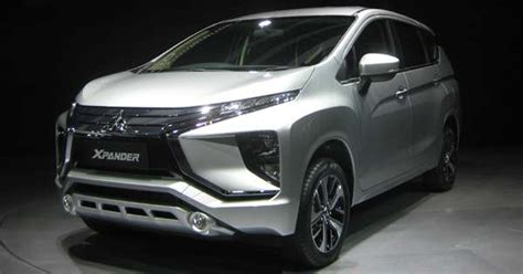 Cover Mitsubishi Xpander mitsubishi xpander crossover mpv breaks cover in indonesia