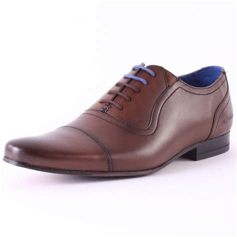ted baker oxford shoes ted baker rogrr mens oxford shoes in brown