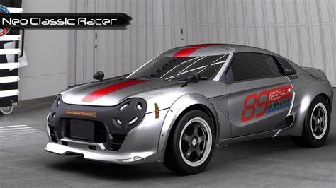 Honda Golf Classic 2020 by Honda S660 Neo Classic Racer Concept Autoblog Gr