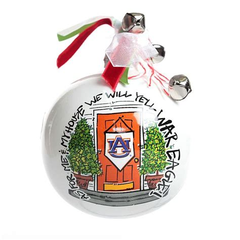 gifts for auburn fans 21 best auburn ornaments images on pinterest christmas