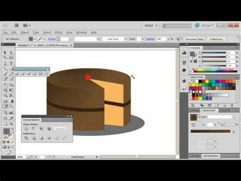 pattern illustrator tutorial cs5 adobe illustrator cs5 tutorial 20 cake youtube