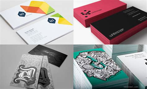 Most Beautiful Business Card Templates Free by Business Cards Inspiration Webneel