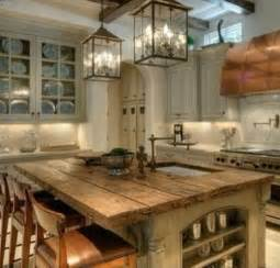 rustic kitchen island rustic kitchen islands home decor