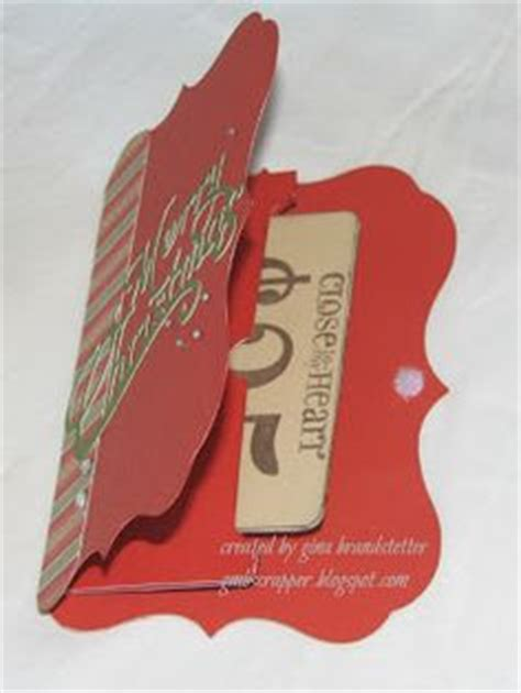 Cricut Gift Card Holder - 1000 images about ctmh christmas winter on pinterest partridge christmas cards