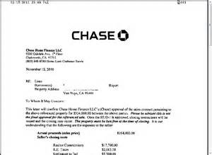 Foreclosure Of Loan Letter Format Proof Sale Approval Letters From Los Angeles