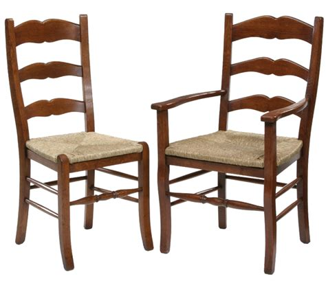 Dining Chairs Styles Antique Style Ladder Back Dining Chair