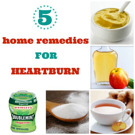 Heartburn Home Remedy by Easy To Get Home Remedies For Heartburn Relief All To Health