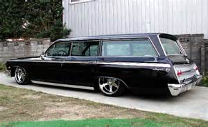 1962 Chevrolet Station Wagon 1962 Impala Station Wagon Custom Xframechevy