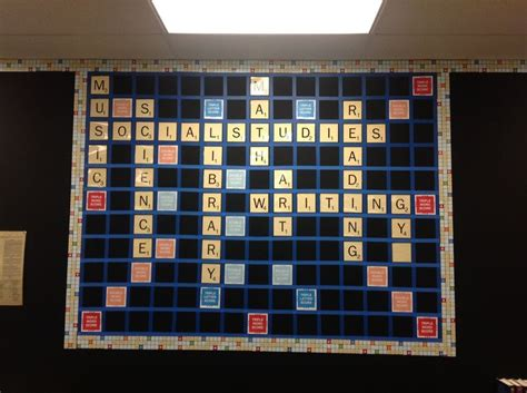 scrabble classroom theme 1000 images about classroom on teaching 5th