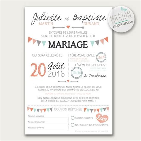 Type menu pour marriage advice
