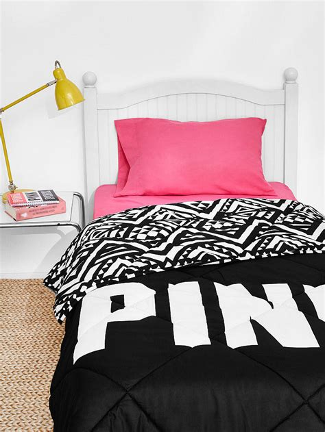 victoria secret bedding queen bed in a bag pink victoria s secret from vs pink quick