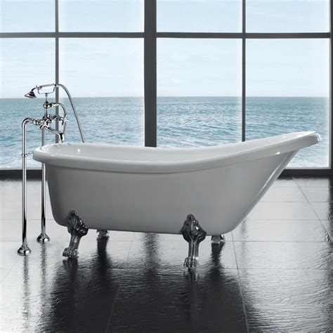 Bathrooms With Clawfoot Tubs Ideas by Graceful Claw Foot Bathtubs That You Ll