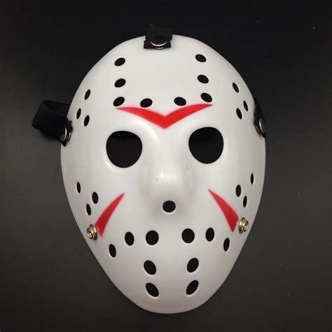 high grade material masquerade mask jason halloween mask