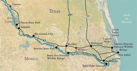 texas valley map vent birding tours winter grande valley a relaxed easy tour