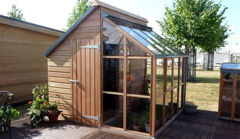 Green House Sheds by Greenhouse Shed Gardening
