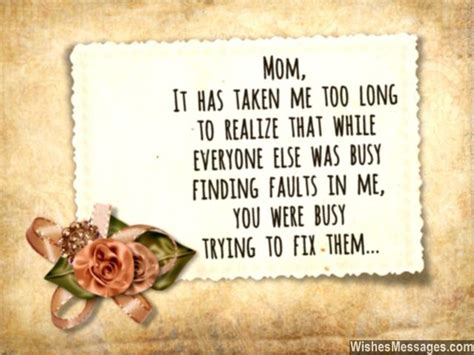 Good Gifts For Moms by Thank You Mom Messages And Quotes Wishesmessages Com
