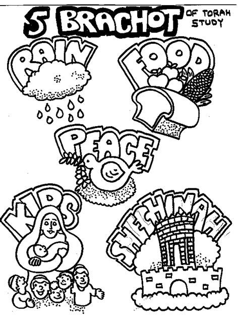 torah tots coloring pages coloring home