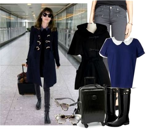 what do i wear there airplane outfits and tips college take flight in these fashionable airplane outfits for fall