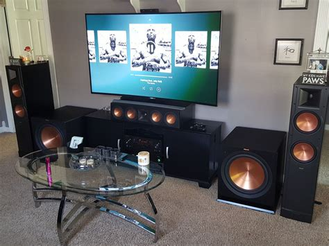 klipsch home theater setup car interior design