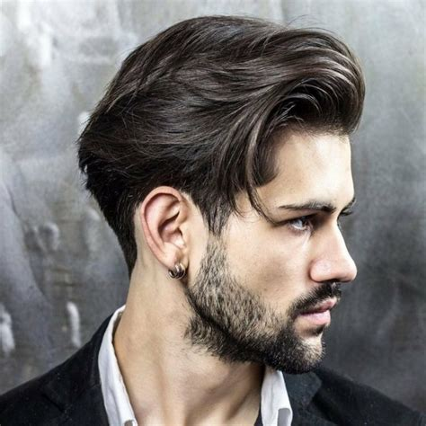 trimming hair styles and silky hair in mens coupe tendance homme les top coiffures du moment qui se