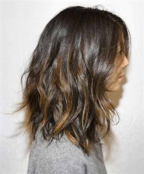 textured shoulder length hair textured curly bob wavy texture hair my inspirational