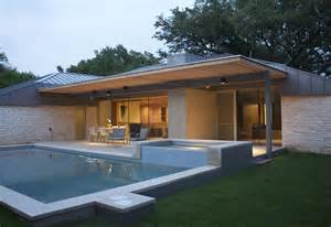Modern Patio Roof Pool Contemporary With Hill Country Contemporary » Home Design 2017