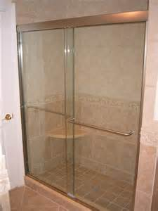 Sliding Glass Shower Doors Over Tub » Home Design 2017