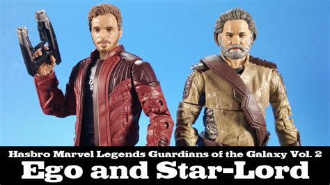 Original Hasbro Guardians Of Galaxy Vol 2 Lord Mix marvel legends ego and lord two pack guardians of the galaxy vol 2 hasbro