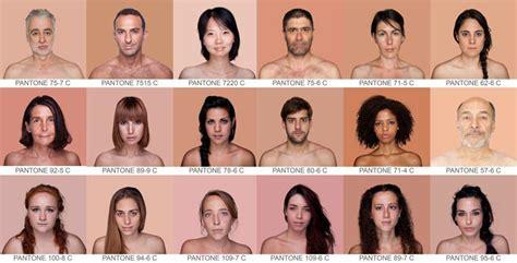 types of skin color huemanities