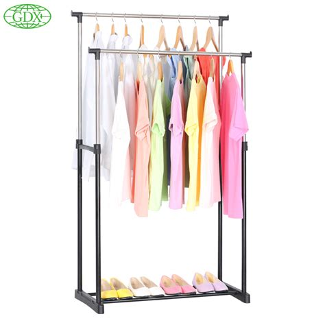 Free Standing Clothing Rack by Get Cheap Free Standing Clothes Rack Aliexpress