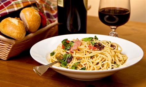 italian courses for a dinner vincenzo s restaurant in newcastle upon tyne tyne and
