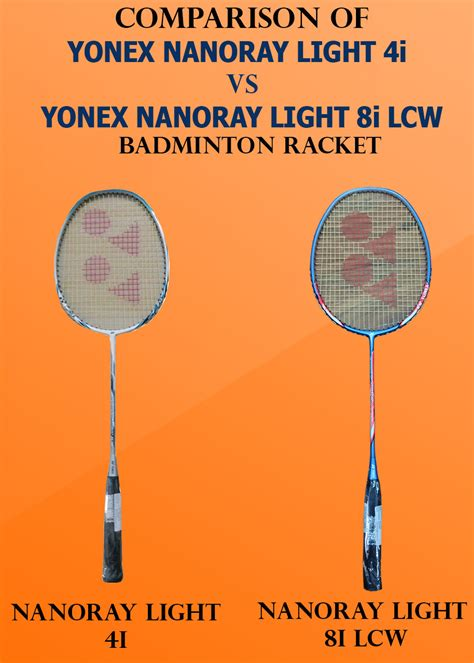 Raket Yonex Nanoray Light 4i khelmart reviews khelmart